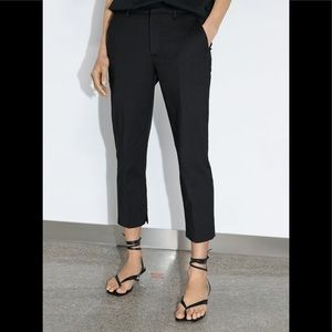 Zara Black Chino - Size 4